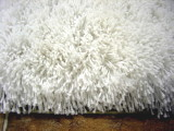 Snow white  Shag Rugs